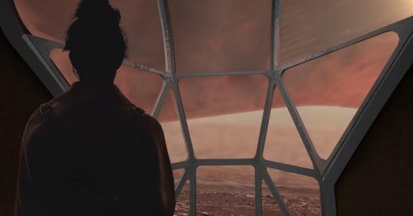 İşte Mars'a yapılacak konutlar! - Page 4