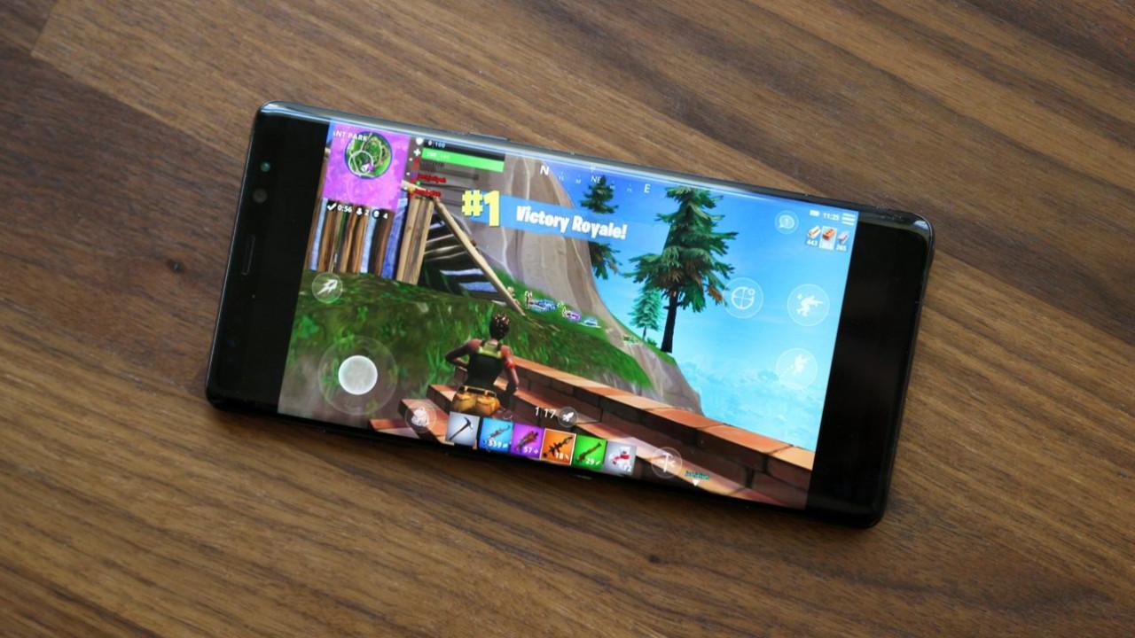 Fortnite Mobile uyumlu Android telefonlar!