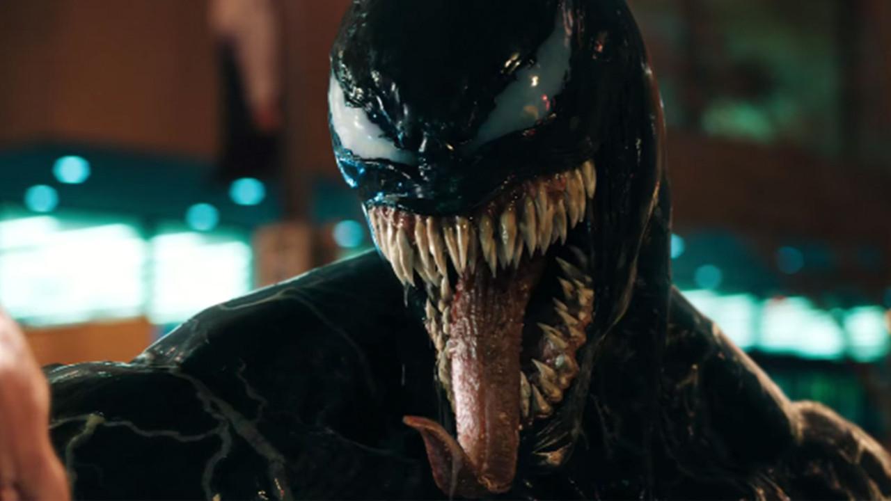 Venom'dan beklenen fragman geldi!