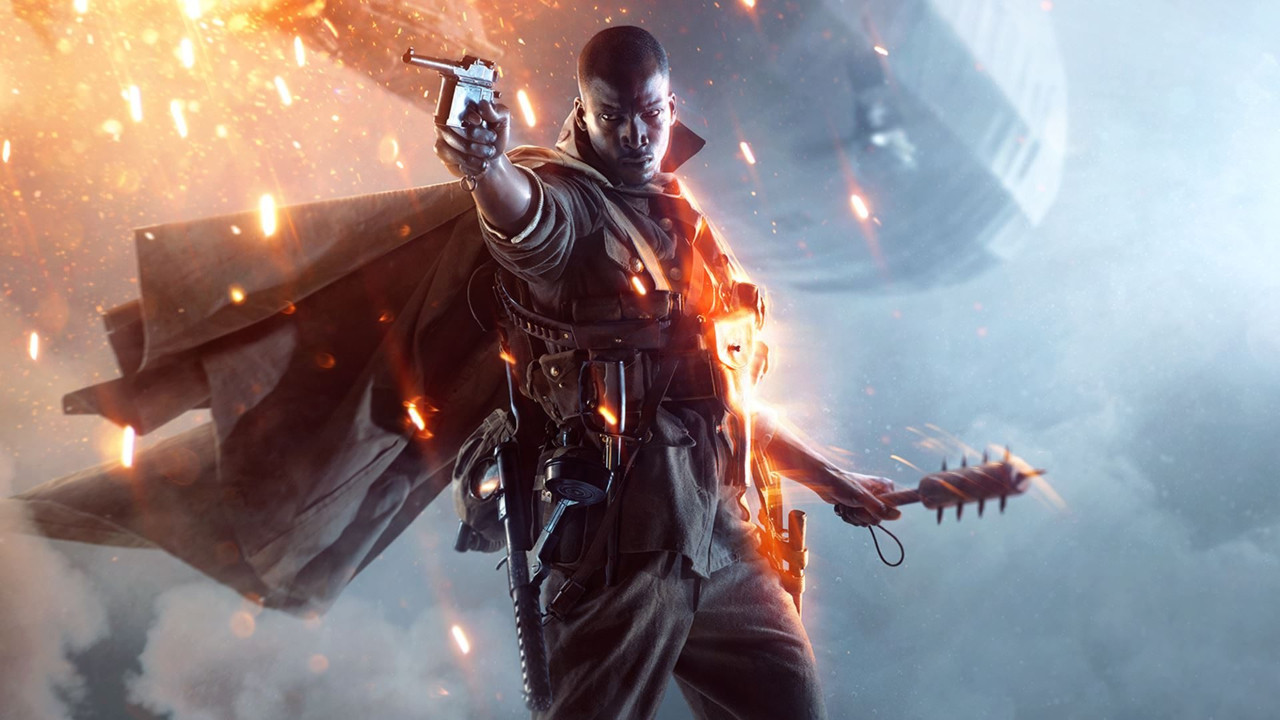 Battlefield 1'e Xbox One X desteği yolda!