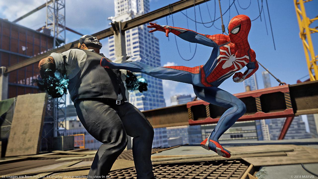 Marvel's Spider-Man'in yapımı tamamlandı!
