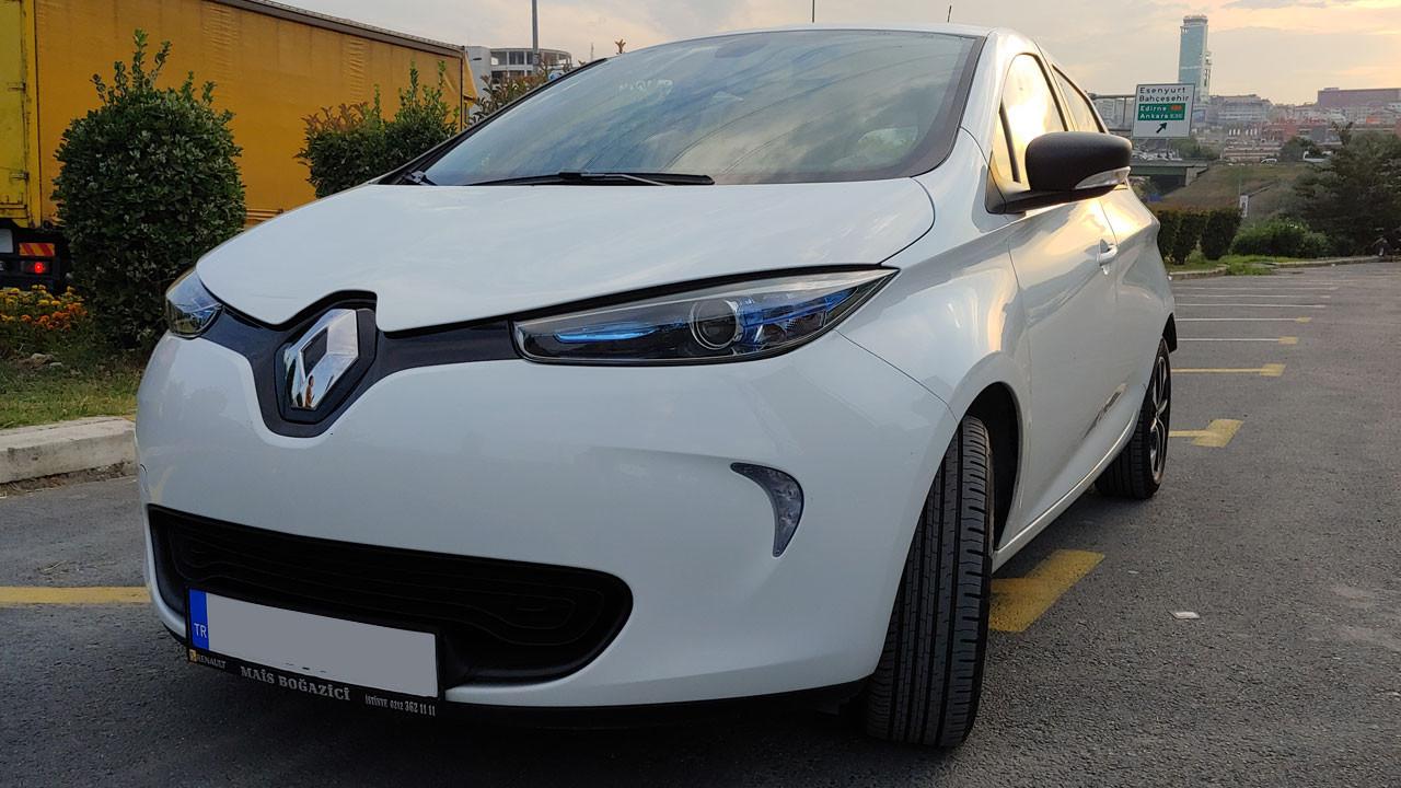 Renault Zoe Z.E. 40 test ettik!