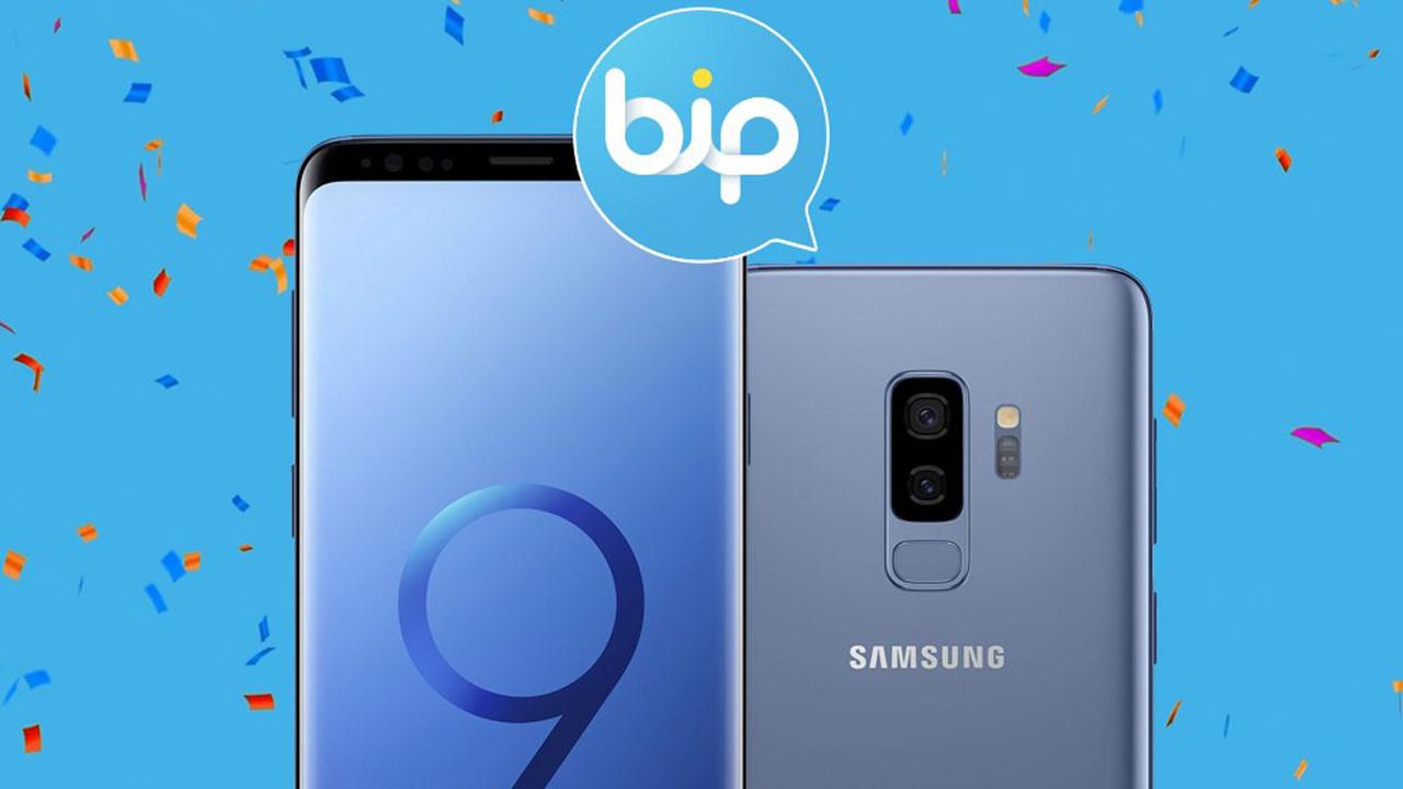 Samsung Galaxy S9 kazanmak ister misiniz?