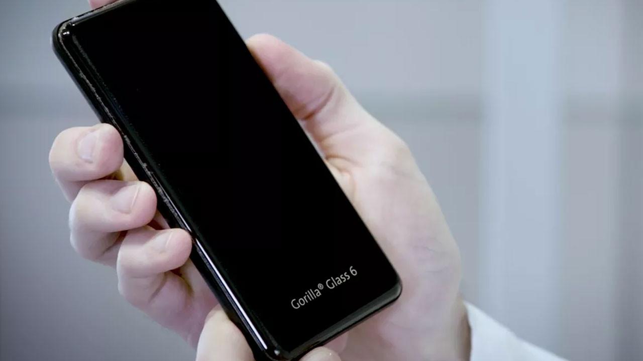 Gorilla Glass 6 ilk onunla gelecek