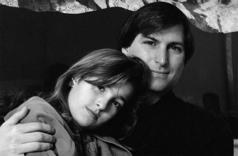 Lisa Brennan Jobs, Steve Jobs, Smal Fray
