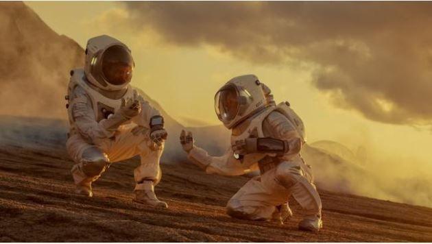 Mars'ta yaşam kurulamayacak iddiası! - Page 2