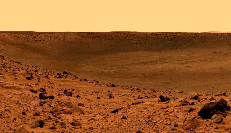 Mars'ta yaşam kurulamayacak iddiası! - Page 3