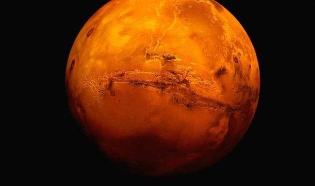 Mars'ta yaşam kurulamayacak iddiası! - Page 4
