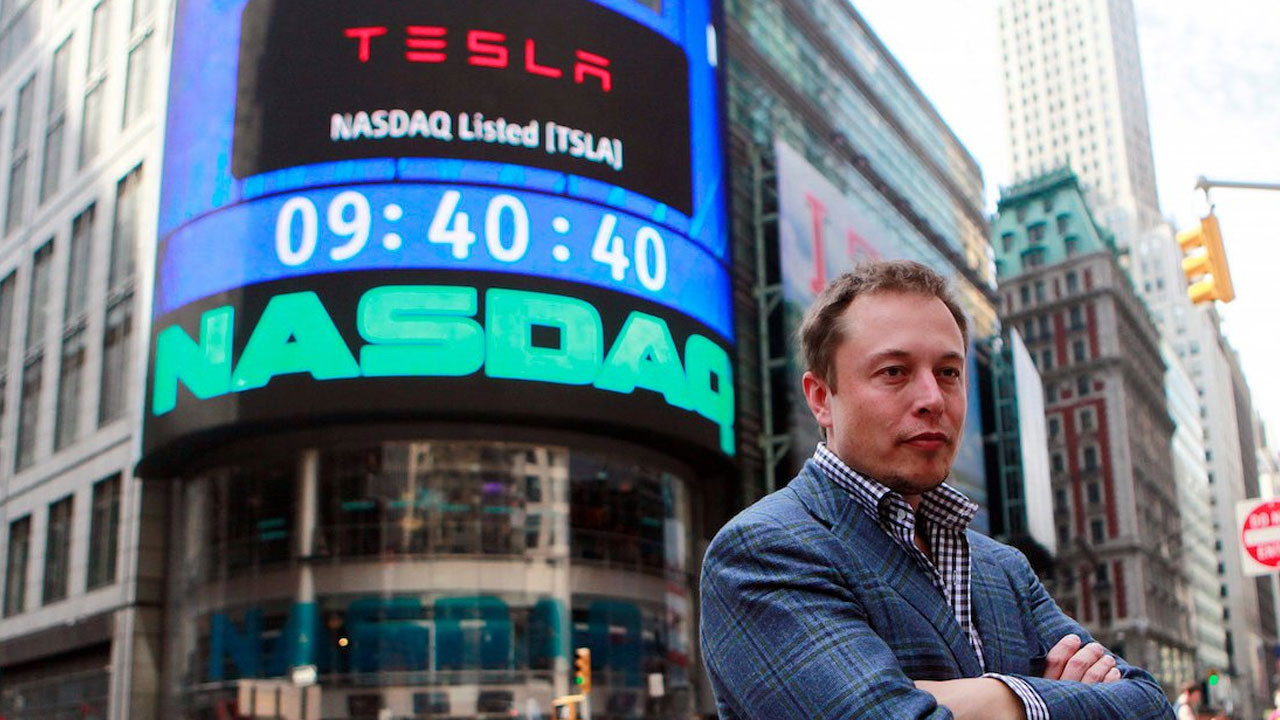 Tesla borsadan çekilebilir