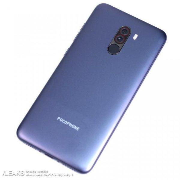 Xiaomi Pocophone F1 görüntüleri sızdırıldı! - Page 2