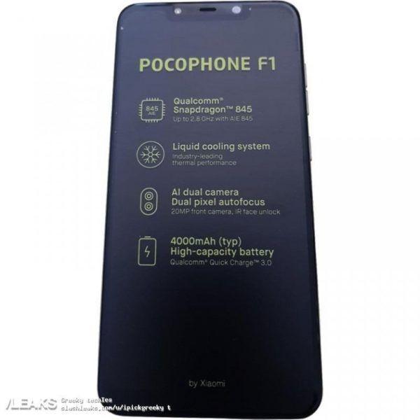 Xiaomi Pocophone F1 görüntüleri sızdırıldı! - Page 3