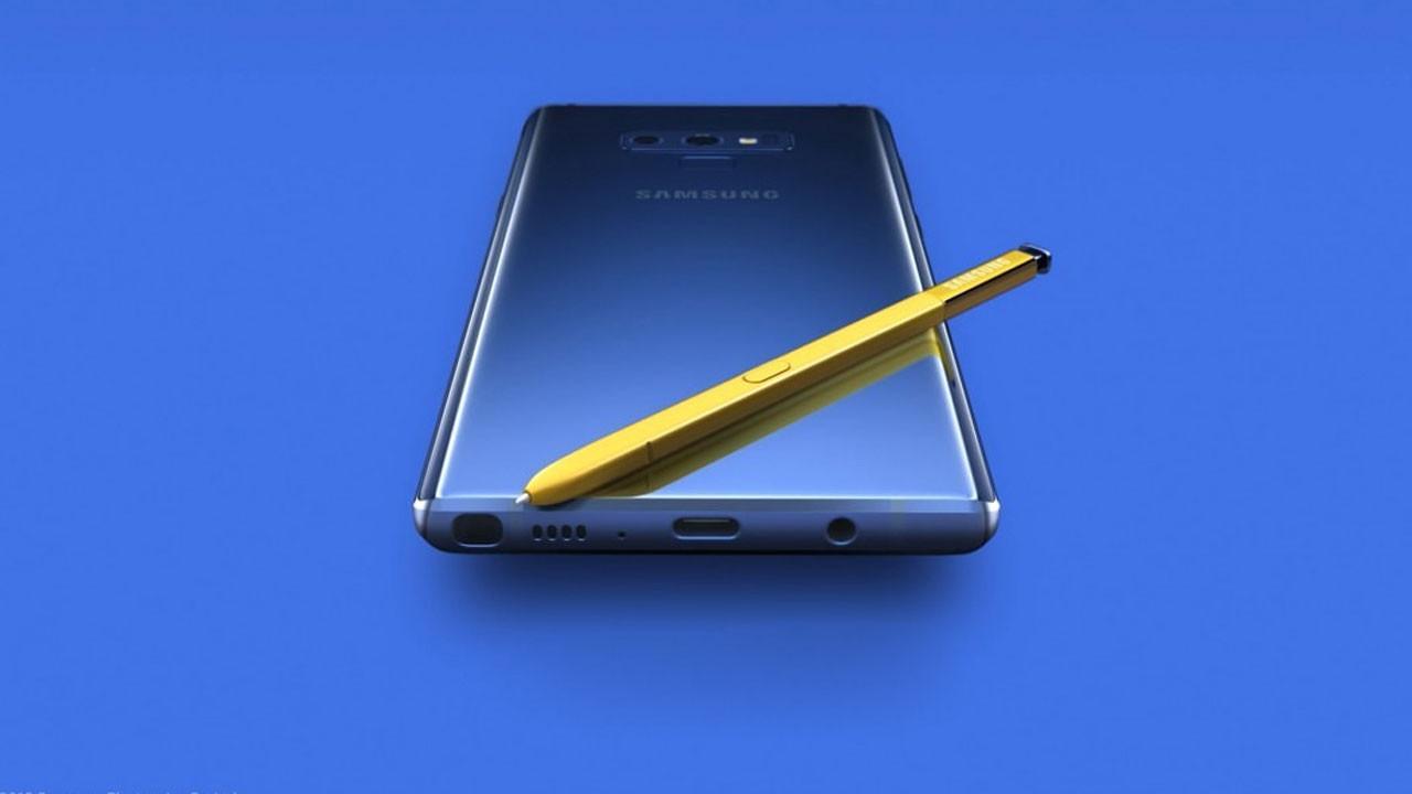Samsung Galaxy Note 9 Türkiye fiyatı belli oldu