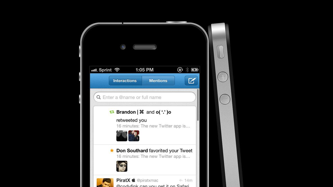 Twitter bu iPhone ve iPad modellerine yüklenemeyecek!