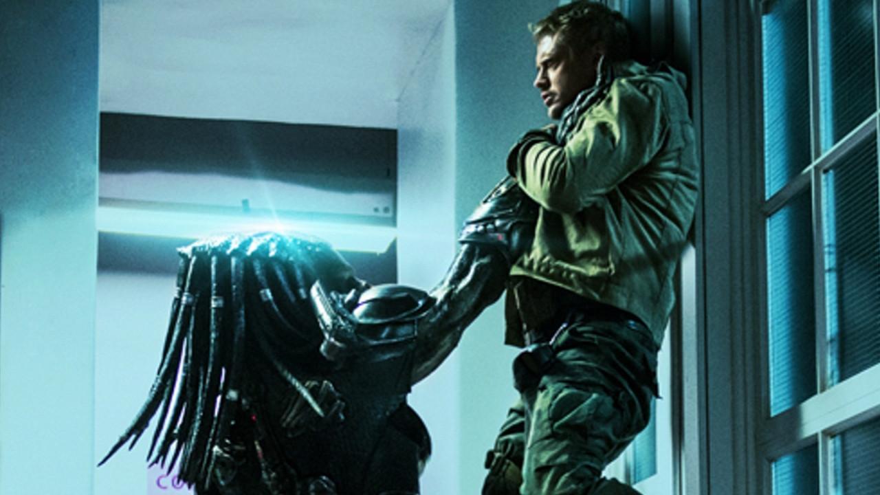 The Predator'dan yeni fragman geldi!