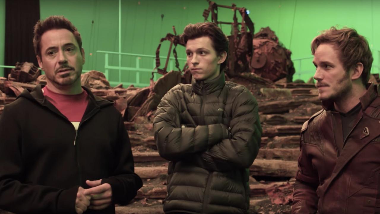 Avengers Infinity War nasıl yapıldı?