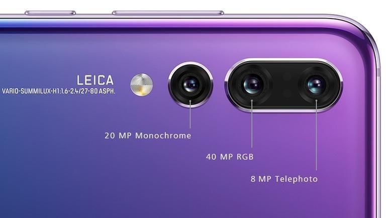 Huawei P20 Pro için iki yeni renk seçeneği! - Page 2