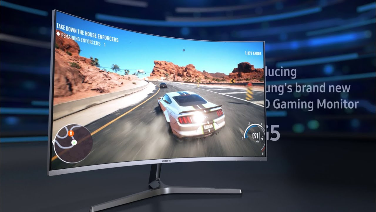Samsung CJG5 serisi duyuruldu!