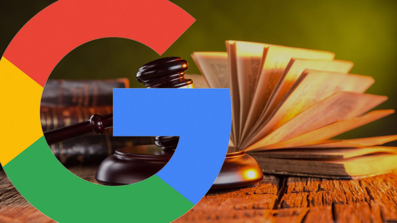 Google gizlilik davası ile karşı karşıya!