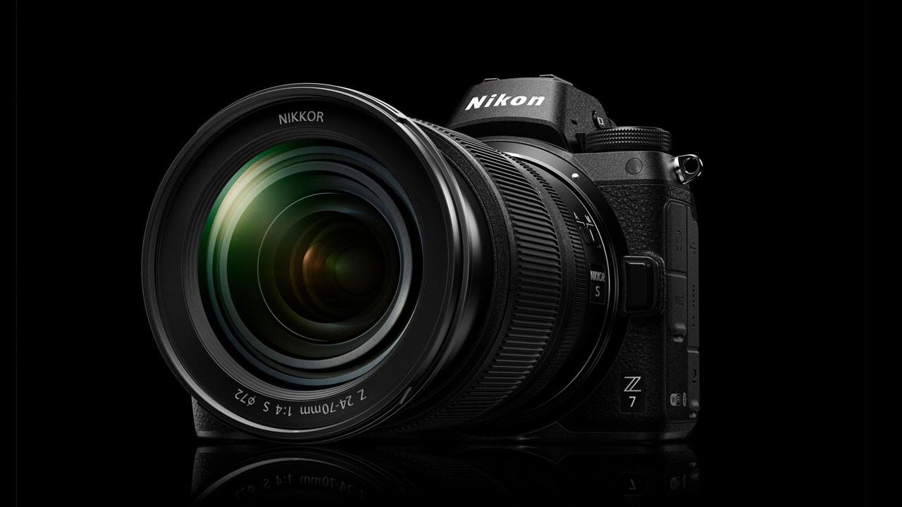 Nikon Z 6 ve Z 7 aynasızları tanıttı
