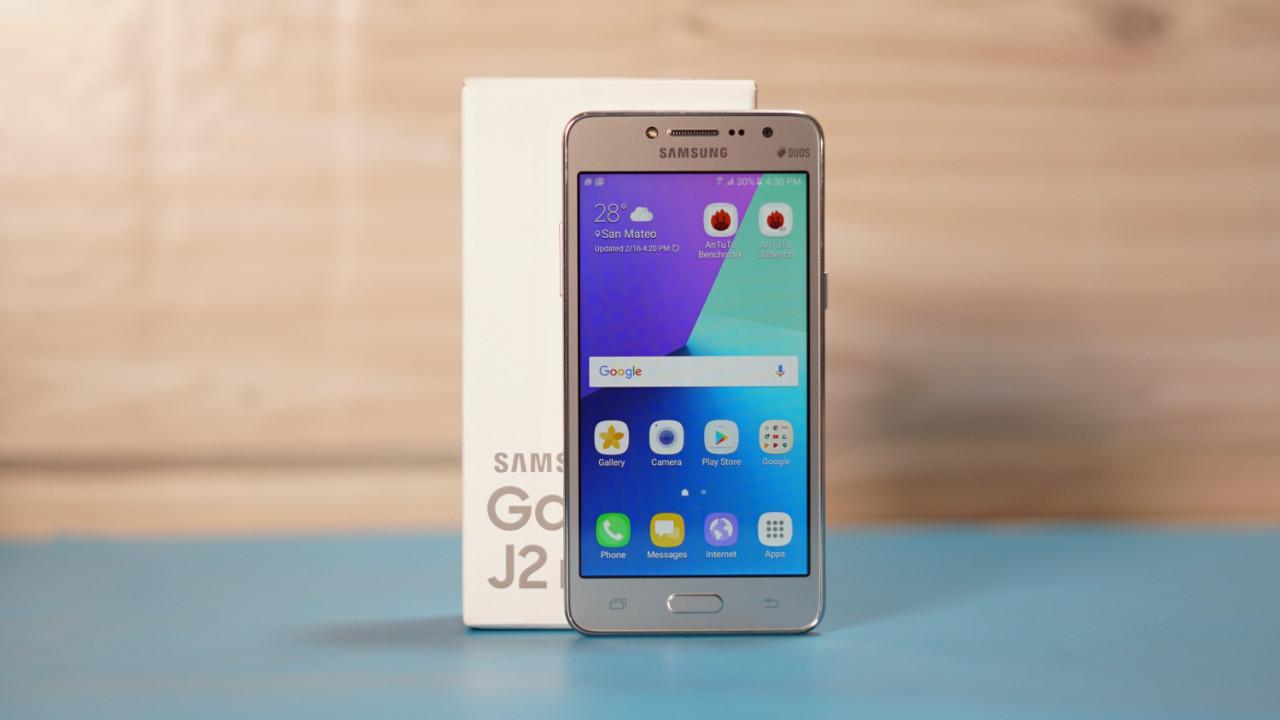 Samsung Galaxy J2 Core tanıtıldı!