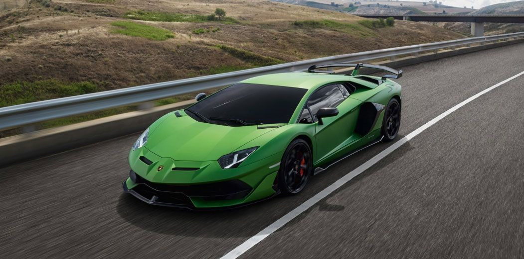 770 beygirlik canavar: Lamborghini Aventador SVJ - Page 4
