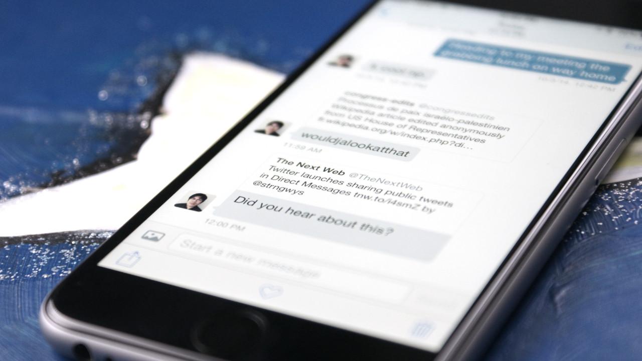 Twitter'da artık özel mesajlar filtrelenebilecek!