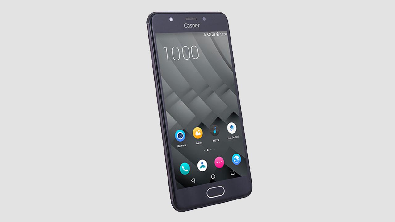Casper telefonda zararlı yazılım bulundu iddiası