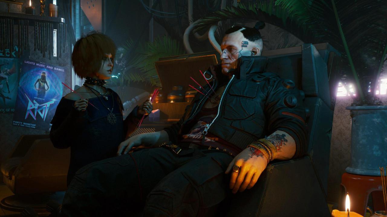Cyberpunk 2077 ilk oynanış videosu!