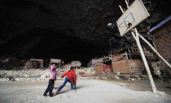 Dünyanın en ilginç köyü: Zhongdong! - Page 1