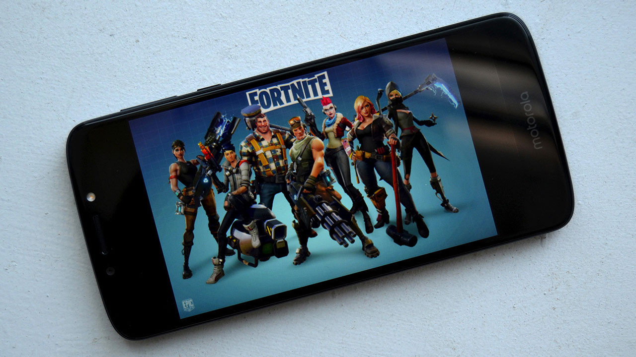 Fortnite Mobile yeni telefonlara geldi