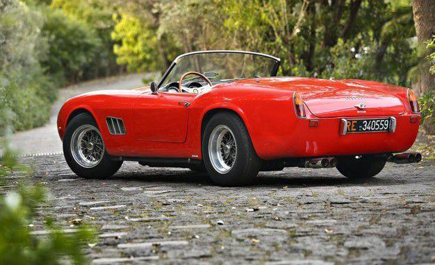 Açık artırmada satılmış en pahalı arabalar! - Page 3