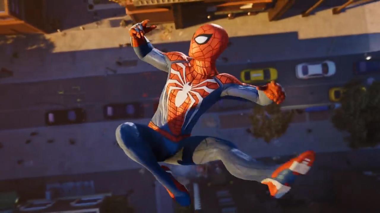 Marvel's Spider-Man İngiltere'yi altüst etti!