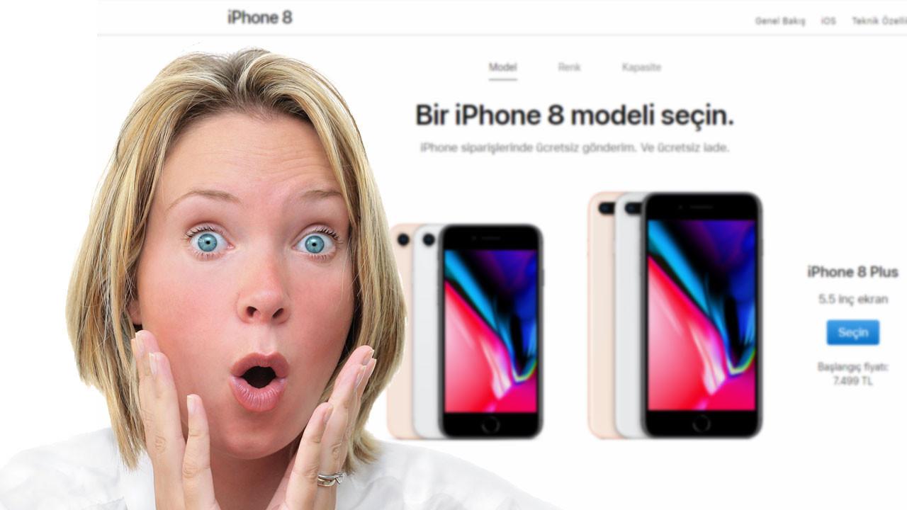 Apple yine zam yaptı: iPhone fiyatları uçtu!