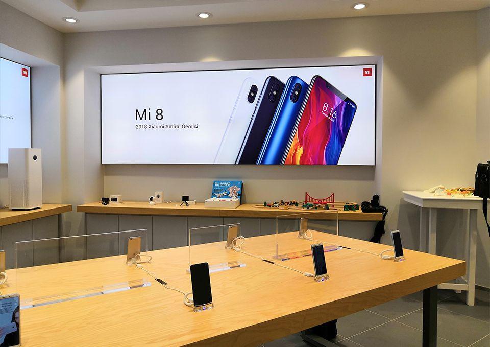 Fotoğraflarla Xiaomi İstanbul mağazası! - Page 2