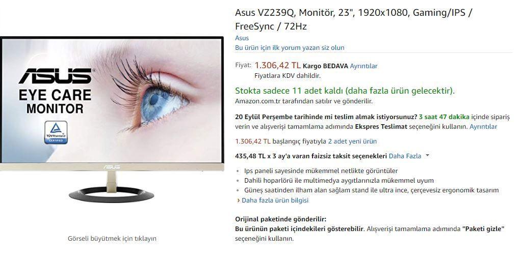 Amazon Türkiye fiyatları nasıl? - Page 2