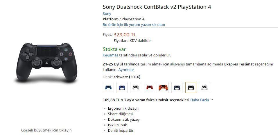 Amazon Türkiye fiyatları nasıl? - Page 3