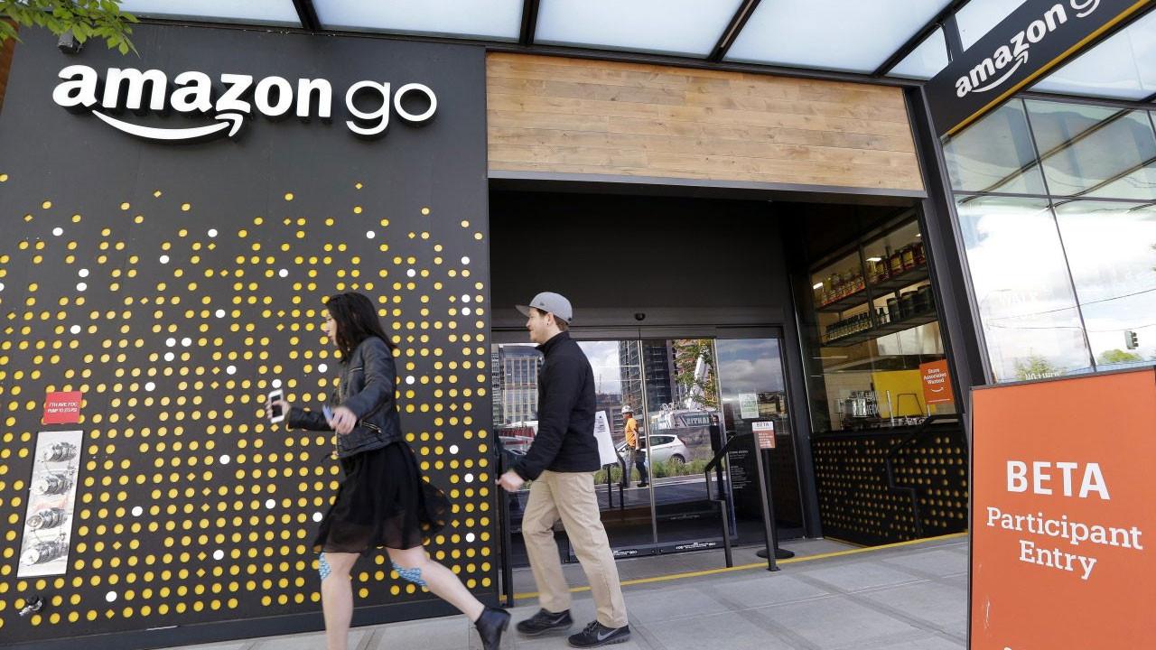 Amazon kasiyersiz mağazaların sayısını artırıyor!