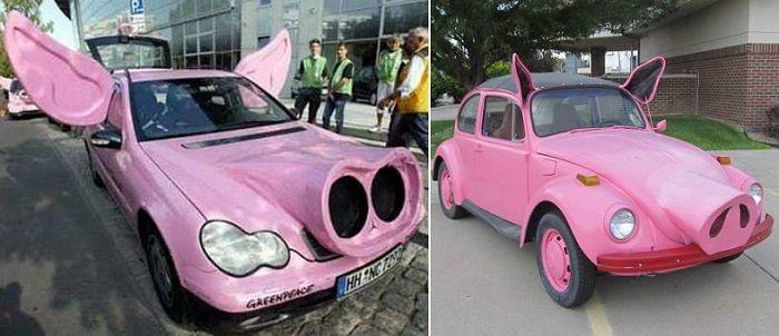 Dünyanın en garip arabaları! - Page 2