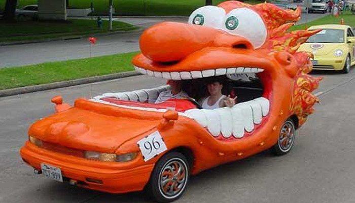 Dünyanın en garip arabaları! - Page 4