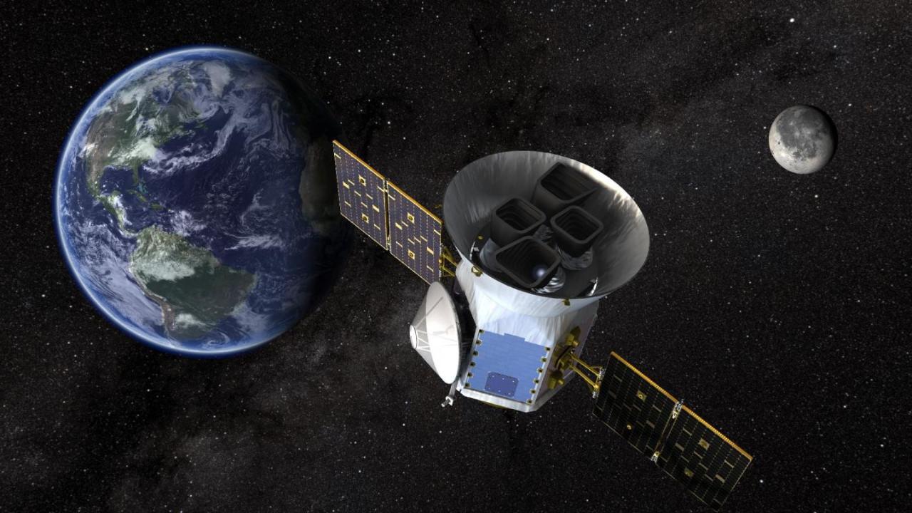 Sularla kaplı yeni bir gezegen keşfedildi!