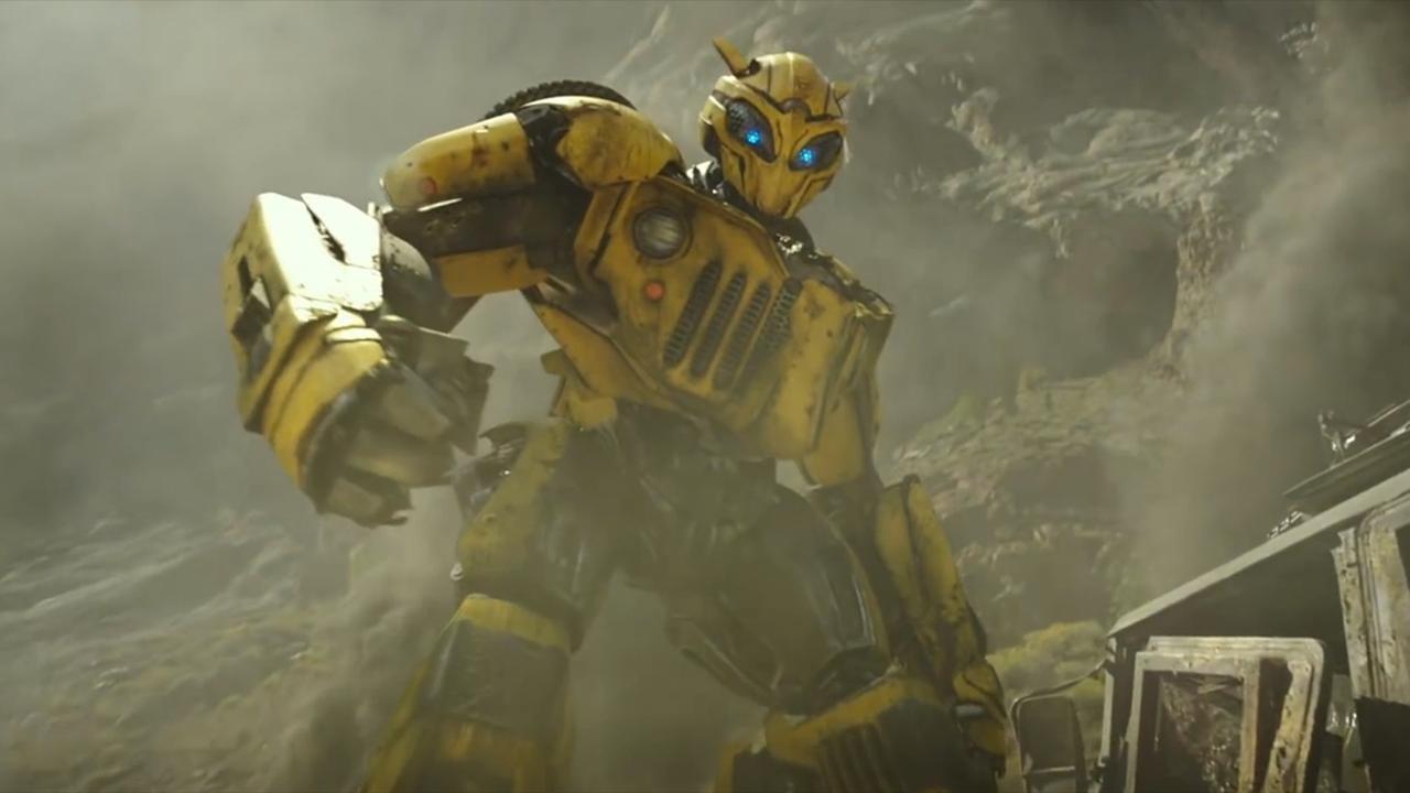 Bumblebee'den nefes kesen fragman geldi!