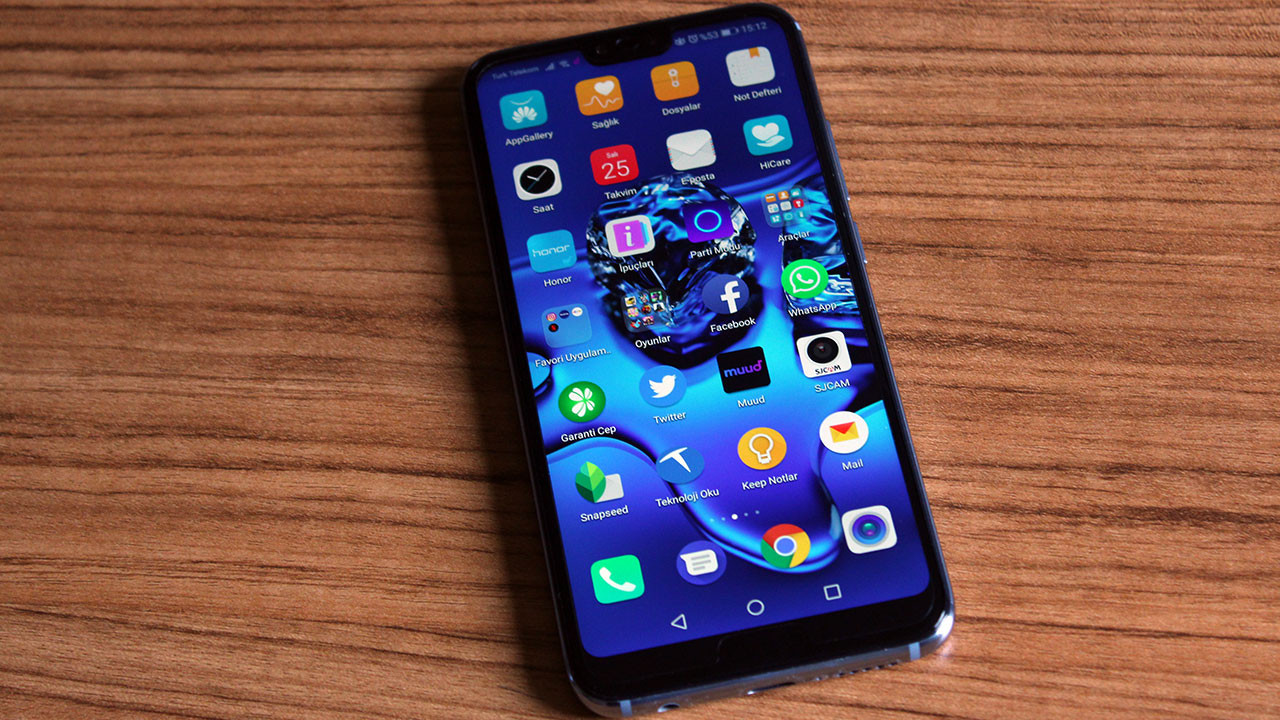 Honor 10 inceleme (Video)