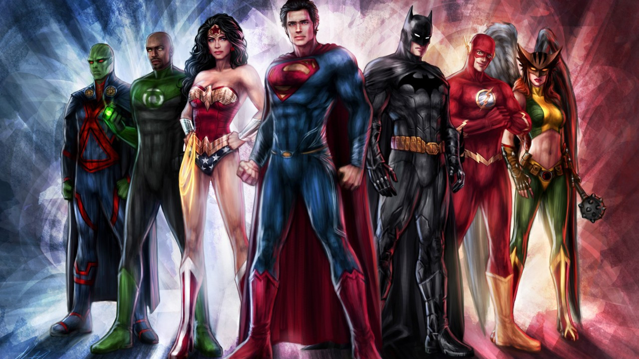 Rocksteady Justice League ile ortalığı dağıtmaya geliyor!