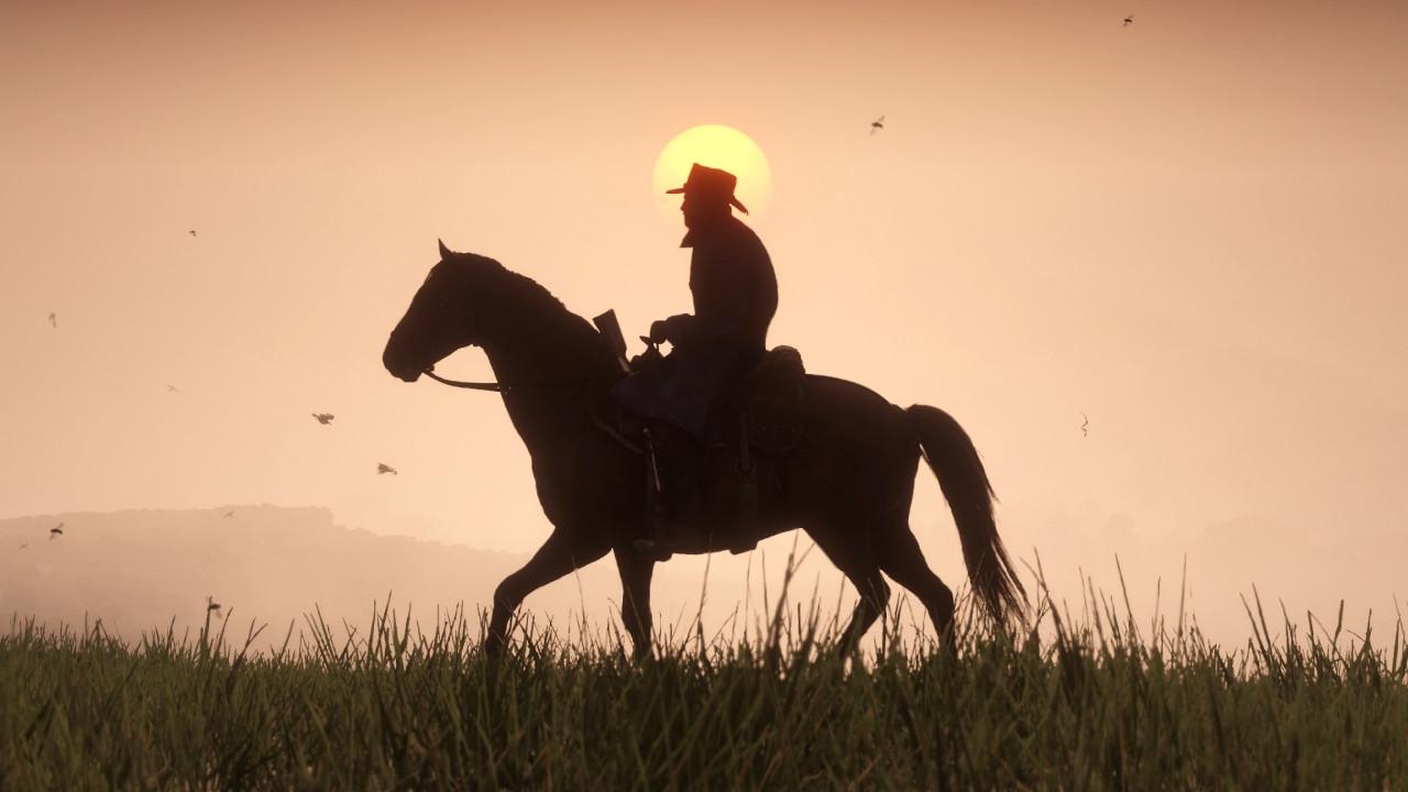 Red Dead Redemption 2'den beklenen fragman geldi!