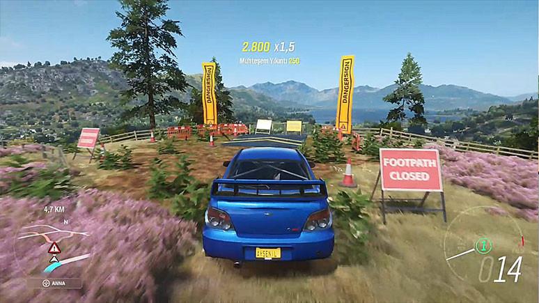 İlk Türkçe Microsoft oyunu: Forza Horizon 4 inceleme (Video) 3