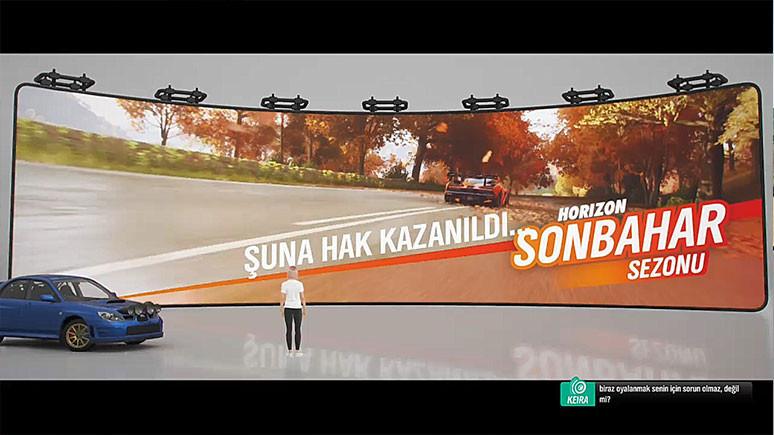 İlk Türkçe Microsoft oyunu: Forza Horizon 4 inceleme (Video) 4