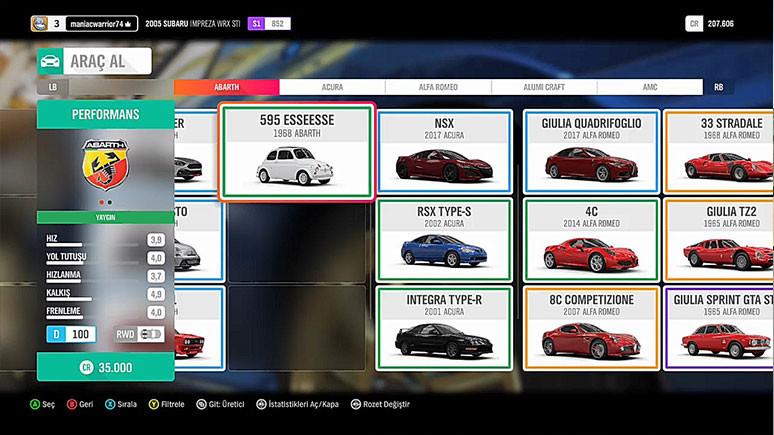 İlk Türkçe Microsoft oyunu: Forza Horizon 4 inceleme (Video) 5