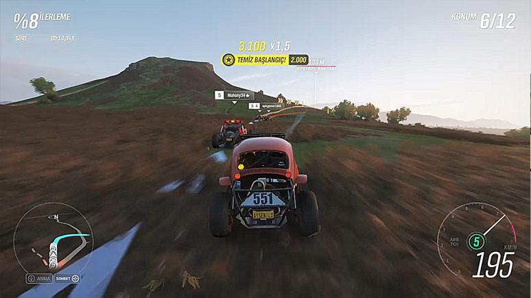 İlk Türkçe Microsoft oyunu: Forza Horizon 4 inceleme (Video) 10