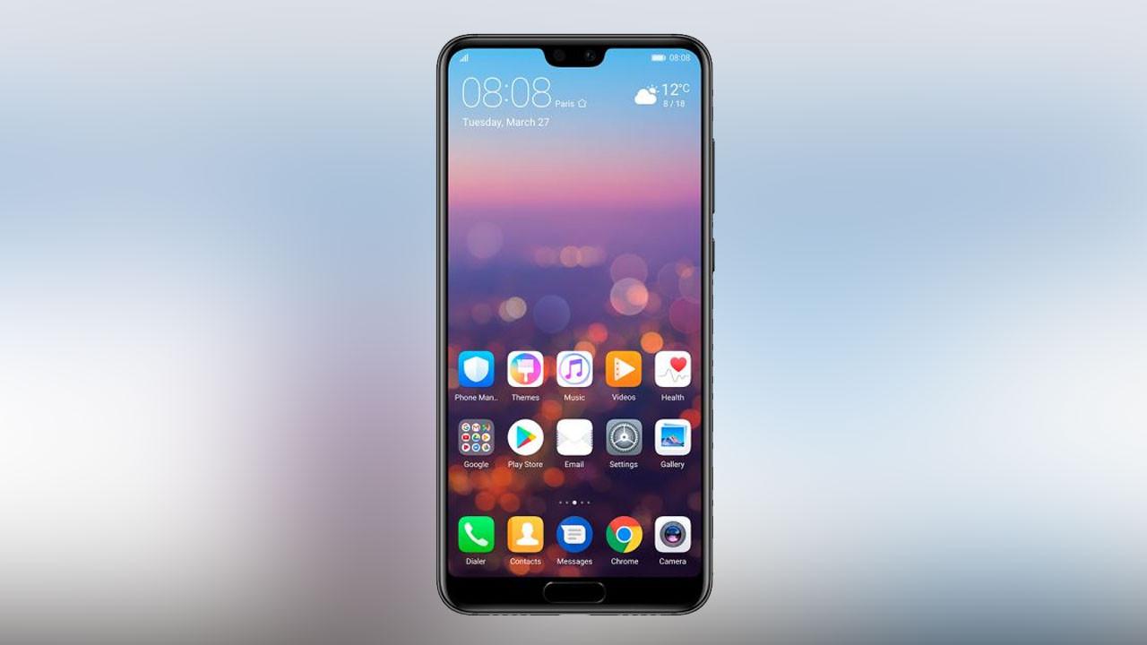 Huawei P20 Pro da zamlandı!