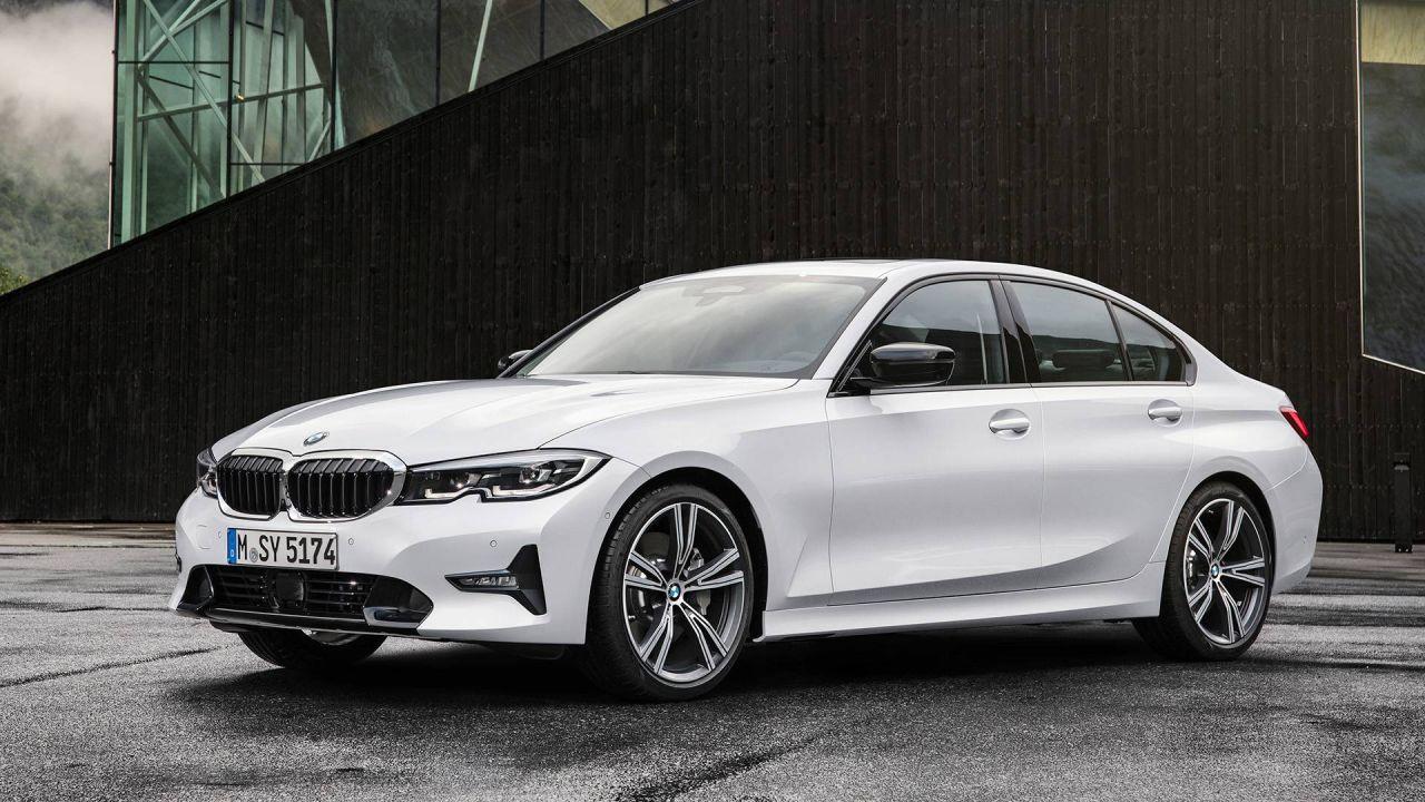 Fotoğraflarla 2019 BMW 3 Serisi! - Page 1